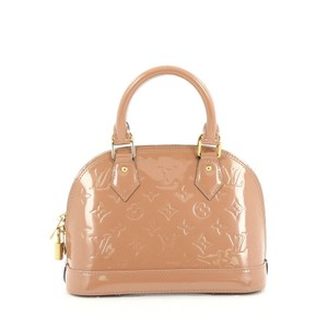 Louis Vuitton Leather Satchel