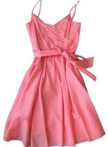 Trina Turk short dress coral on Tradesy