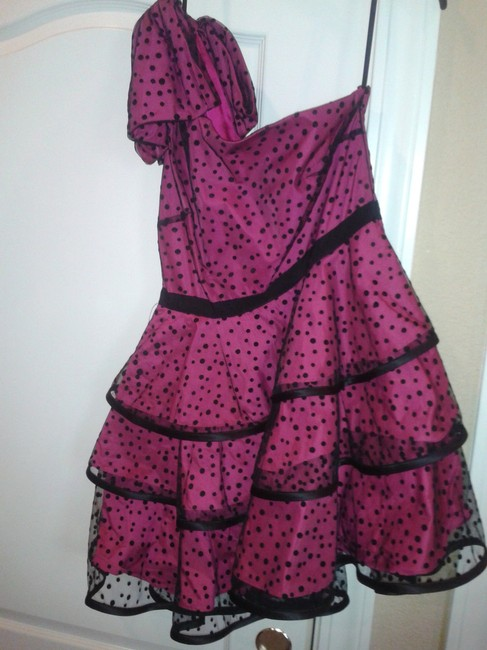 Pearl Collection Tiered Dress