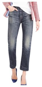 J.Crew Straight Leg Jeans-Distressed