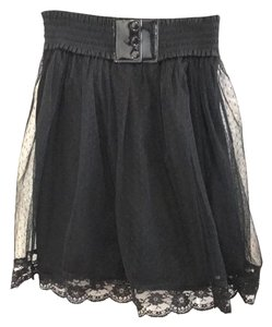 miss jcl Skirt black