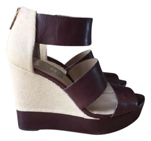 Michael Kors Mocha Wedges