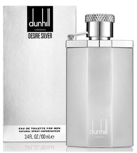 Alfred Dunhill DUNHILL DESIRE SILVER-ALFRED DUNHILL-EDT-3.4 OZ-100 ML-USA