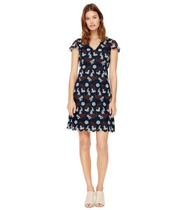 Tory Burch short dress Blue Elizabeth And James Dvf Lela Rose Alice Olivia Victoria Beckham on Tradesy
