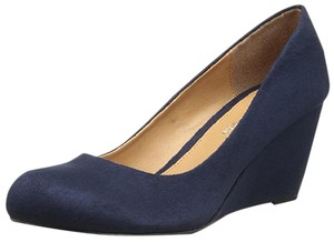 CL by Chinese Laundry Navy Wedges