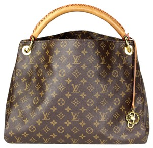 Louis Vuitton Artsy Mm Artsy Canvas Hobo Bag