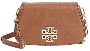 Tory Burch Tory Britten Logo Mini Cross Body Bag