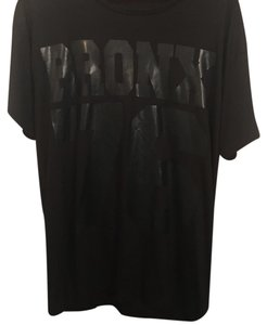 H&M T Shirt black