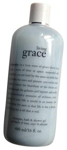 Other living grace shampoo bath shower gel