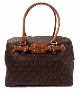 Michael Kors Brown Travel Bag