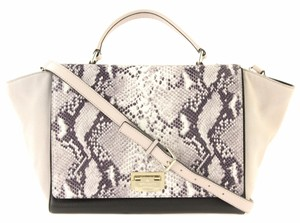 Kate Spade Snakeskin Leather Free Shipping Satchel in Multicolor