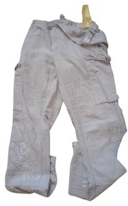 Da-Nang Cargo Pants pale grey