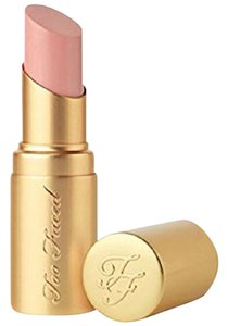 Too Faced La Creme Color Drenched Lipstick Mini in Naked Dolly