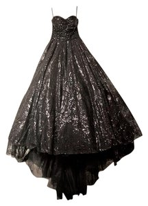 Wtoo Ball Gown Sequin Wedding Prom Dress