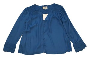 Madison Marcus Top Blue