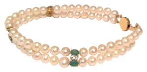 Other 14k yellow Gold pearls