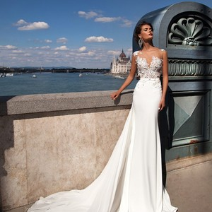 MillaNova Milla Nova Naomi Wedding Dress Wedding Dress