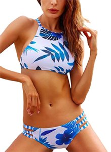 Other Different Sizes Available Brand New Bikini Floral Printing