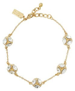 Kate Spade Kate Spade Lady Marmalade Bracelet Clear/Gold Color