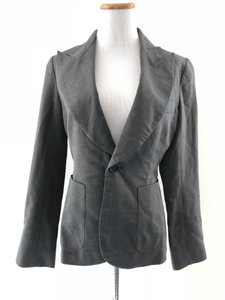 Alvin Valley Charcoal Career Poket Jacket Grey Blazer