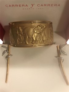 Carrera y Carrera Carrera y Carrera Elefante Wide Bangle