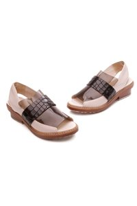 3.1 Phillip Lim Light pink, black, beige Flats
