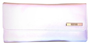 Kenneth Cole Reaction White Clutch
