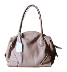 Foley + Corinna Comes With Dust Satchel in Taupe