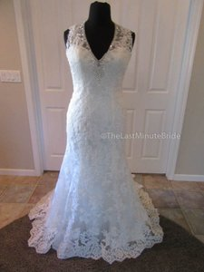 Kenneth Winston 1619 Wedding Dress