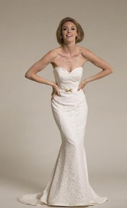 Amy Kuschel Cassidy Wedding Dress