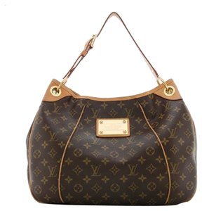 Louis Vuitton Monogram Canvas Galliera Shoulder Bag