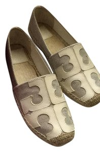 60337d1e86b3cc Women s White Tory Burch Shoes - Up to 90% off at Tradesy