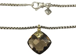 David Yurman David Yurman Capri Smoky Quartz Necklace