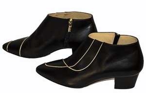 Esarsi black / gold Boots