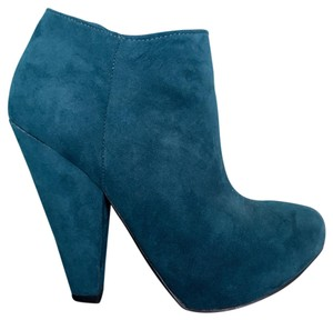 Guess Peacock Teal Boots