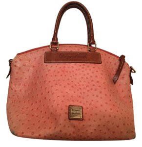 Dooney & Bourke Tote in Peach