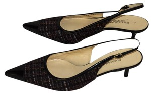 Dolce&Gabbana biage / brown / black Pumps