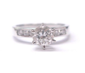 Other Fine GIA Round Cut Diamond Solitaire Engagement Ring 1.15Ct