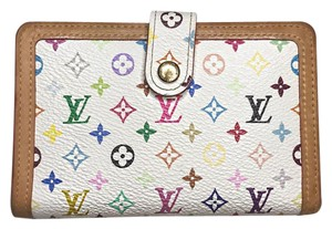 Louis Vuitton multicolor French wallet