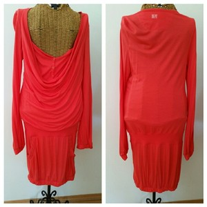 Dept Maxi Jurk.Orange Dept Dresses Up To 70 Off A Tradesy