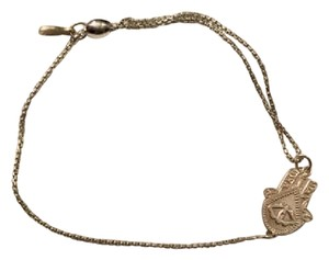 Alex and Ani Alex and Ani Hand of Fatima Chain Bracelet