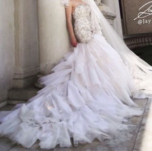 Ysa Makino Ysa Makino Mermaid Wedding Dress Wedding Dress