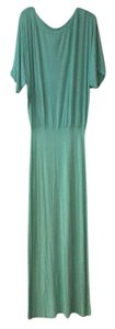 Teal Maxi Dress by American Twist