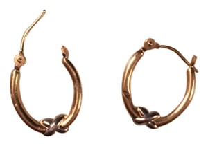 Kay 14k gold earrings