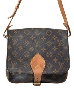 Louis Vuitton Vuitton Cartouchiere Cross Body Bag