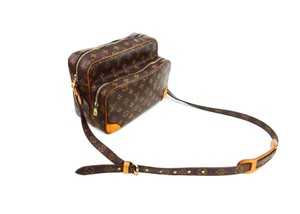 Louis Vuitton Monogram Messenger Crossbody Vintage Shoulder Bag