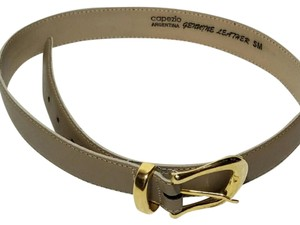 Capezio Capezio Argentina Genuine Leather Small Women Belt