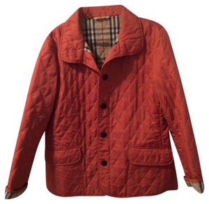 Burberry Rustc Coral Jacket