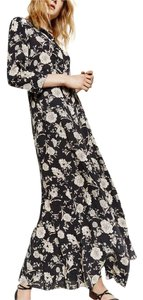 floral Maxi Dress by Zara