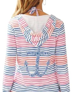 Lilly Pulitzer striped pull over
